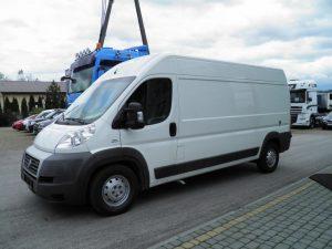 fiat ducato - Noleggio furgoni a lungo termine