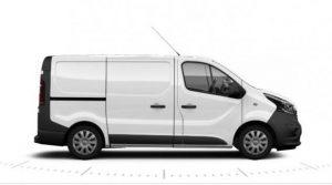 Opel Vivaro - Noleggio furgoni a lungo termine
